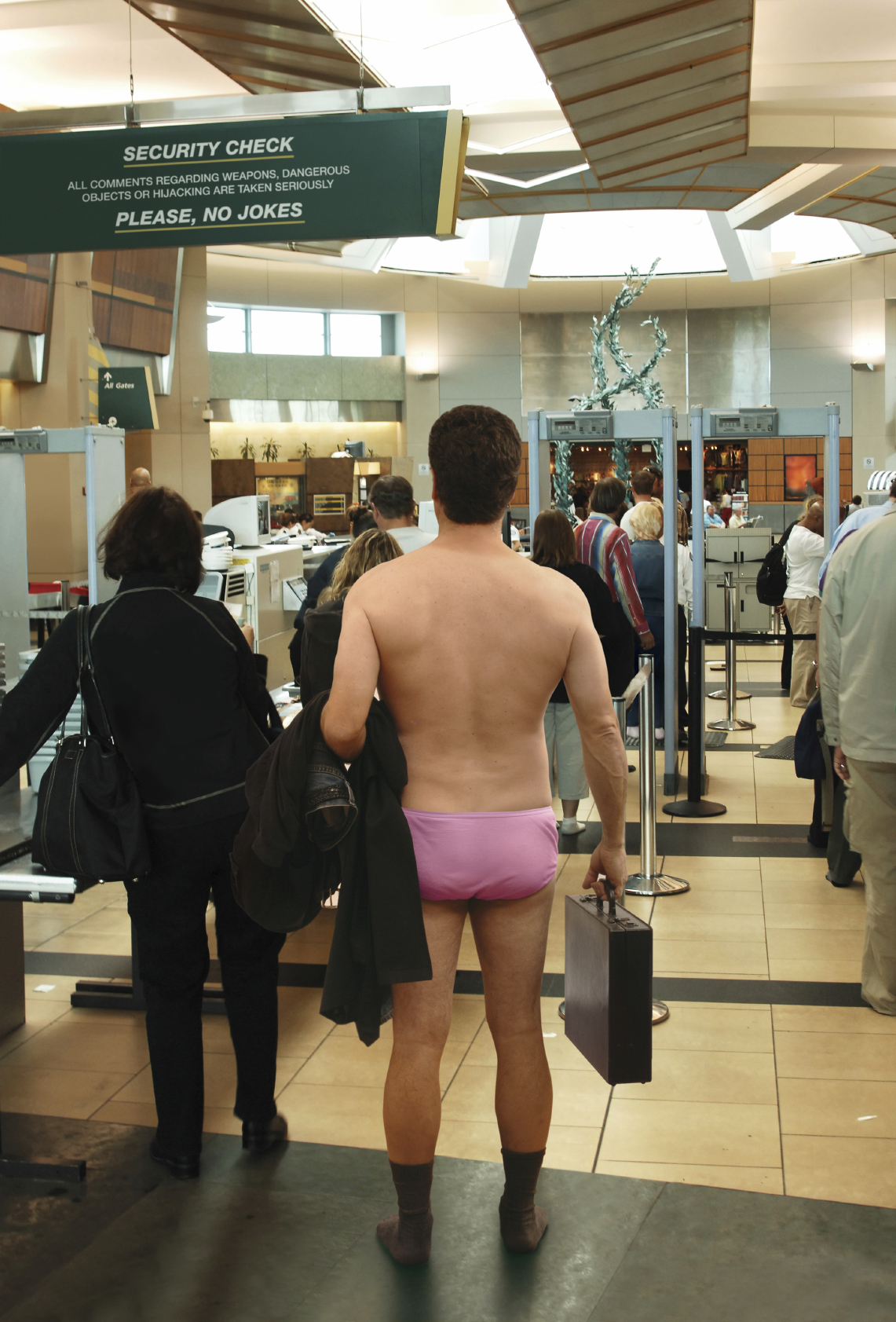 Airport Travelers Rules Tsa