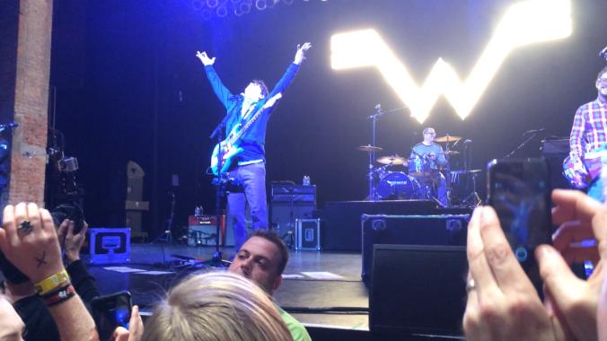 Weezer 11.24.13